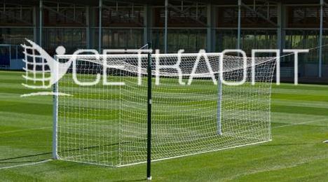 Сетка для футбольных ворот диаметр 5 мм