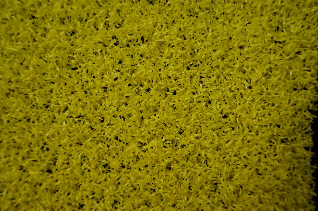 Декоративная трава Прайм желтый