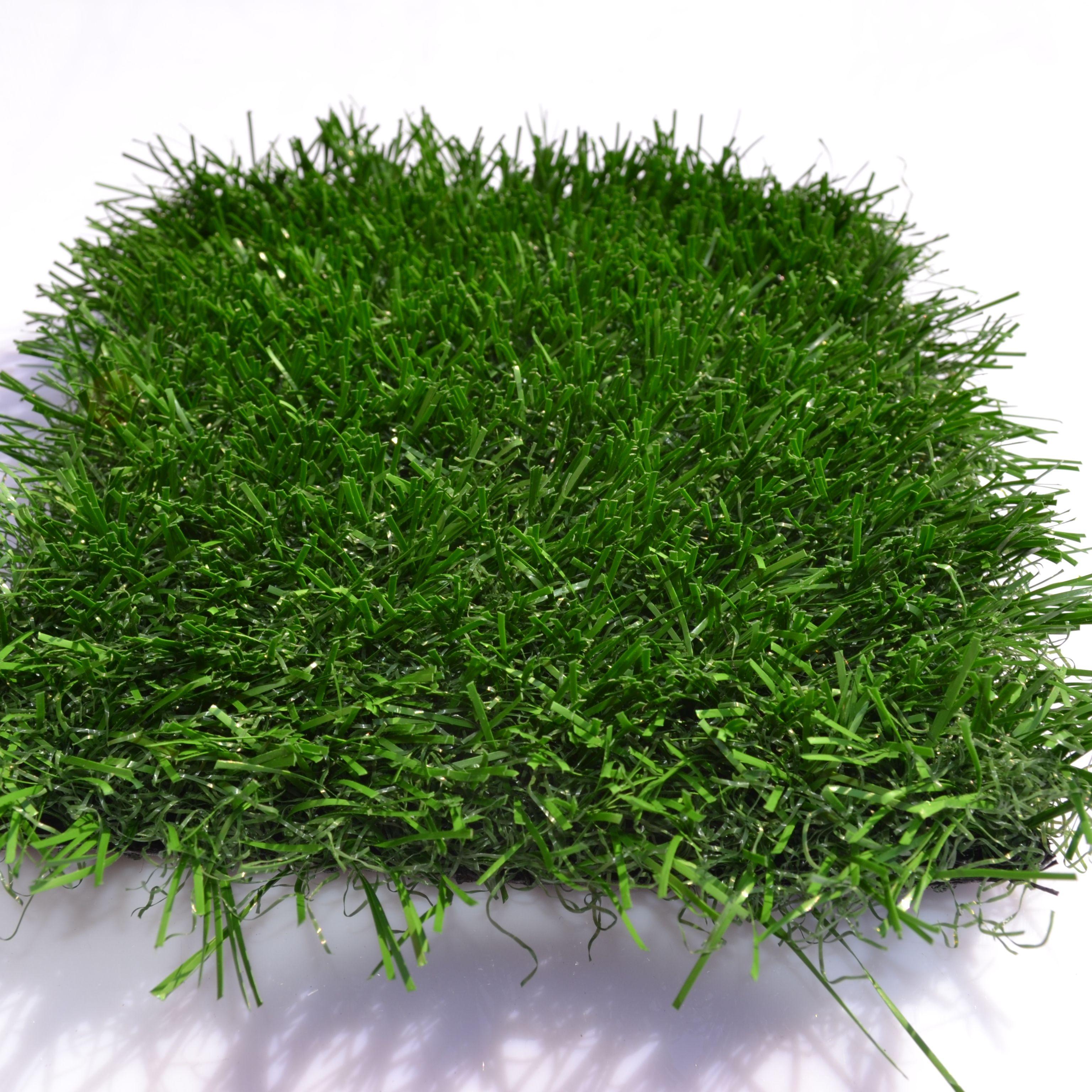 Искусственная ландшафтная трава Грин 35мм