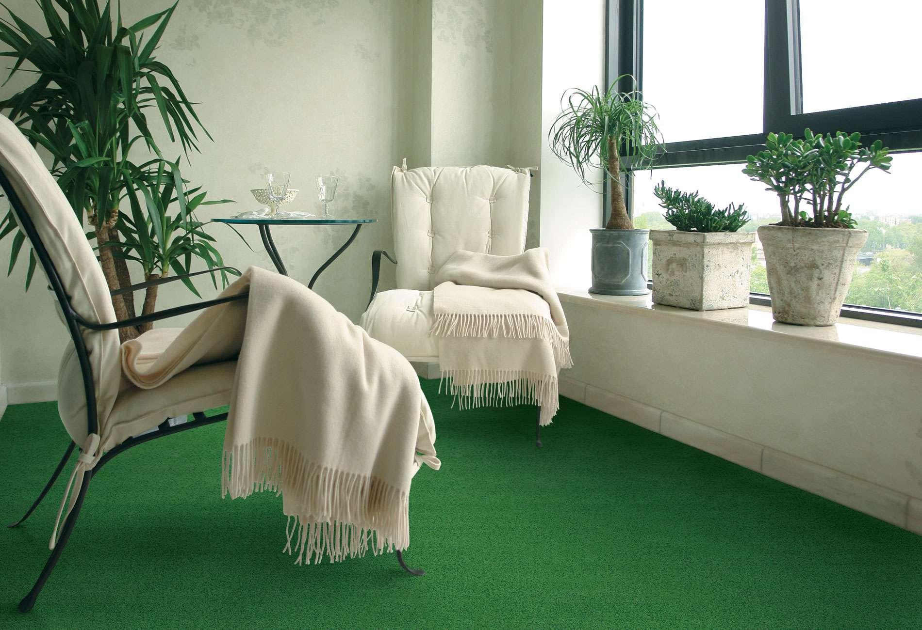 Декоративная искусственная трава Garden Grass 8мм.