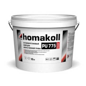 Полиуретановый 2-х компонентный клей для искусственной травы Homakoll PU775