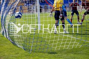 Сетка для футбольных ворот диаметр 5 мм Image 2