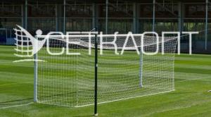Сетка для футбольных ворот диаметр 5 мм Image 0