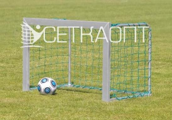 Ворота футбольные алюминиевые